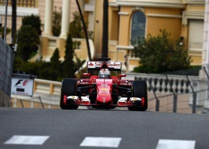Gp Montecarlo, Vettel al settimo cielo:
