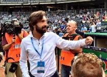 Pirlo a New York per il derby City-Red Bulls
