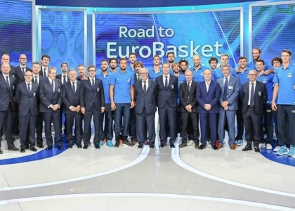 Basket, Trentino Cup: test pre Europei per l'Italia