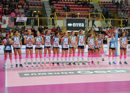 Volley, Mondiale per club: Casalmaggiore è in finale!
