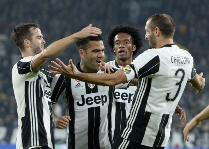 Serie A:classifica dopo la 10/a giornata