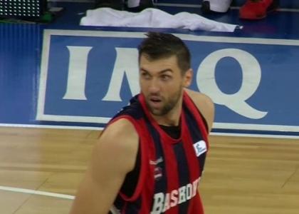 Basket, UFFICIALE: Andrea Bargnani rescinde con il Baskonia