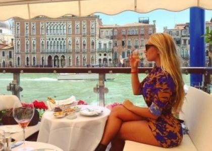 Elisa De Panicis, l'italiana di Cristiano Ronaldo