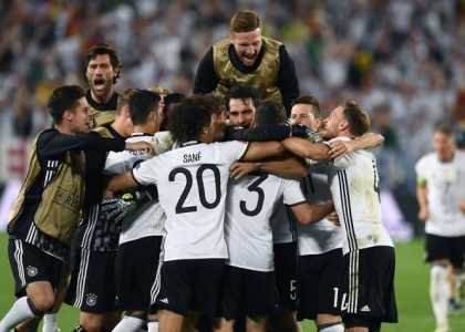 Confederations Cup, Germania-Cile 1-1: Stindl risponde a Sanchez