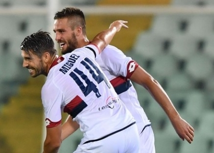 La Juventus non è sola: volano in testa Sassuolo, Sampdoria e Genoa