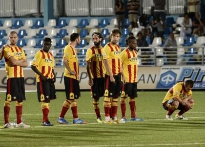 Benevento, -1 in classifica per ritardi nei pagamenti