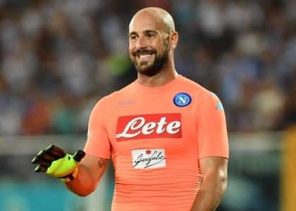 Napoli, Reina sempre più in bilico: Newcastle in pressing