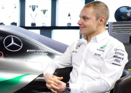 Gp Austria, trionfa Bottas su Vettel
