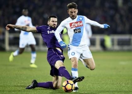 Orario tv Napoli-Fiorentina diretta Rai quarti Coppa Italia 2017: probabili formazioni 24-01