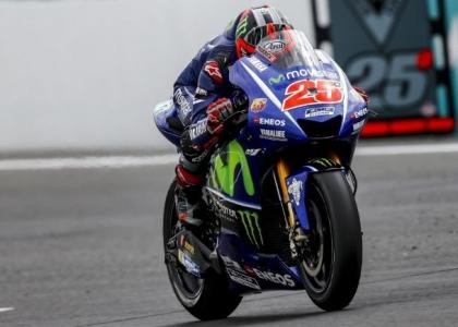 GP Qatar: Vince Viñales davanti a Dovizioso. Rossi ottimo terzo posto