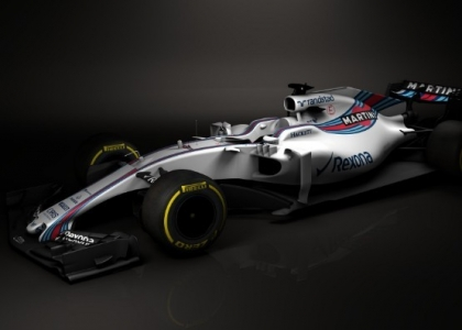 F1, la Williams 2017 dedicata al fondatore Sir Frank