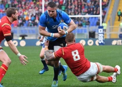 Sei Nazioni, il Galles passa all'Olimpico e vince 33-7