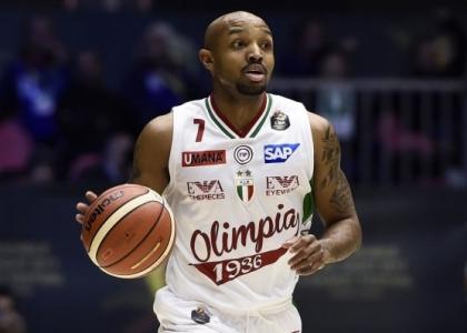Basket, playoff Serie A: Capo d'Orlando sorprende Milano, Trento sorride