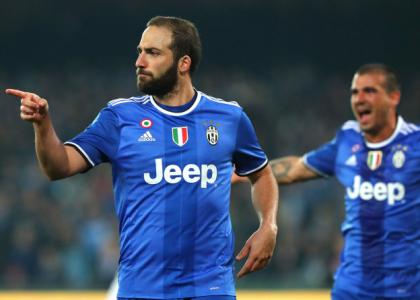 Higuain, che stoccata al Napoli: