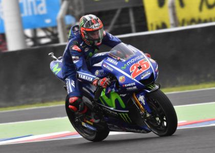 Motogp Argentina news: doppietta Yamaha e Rossi conquista