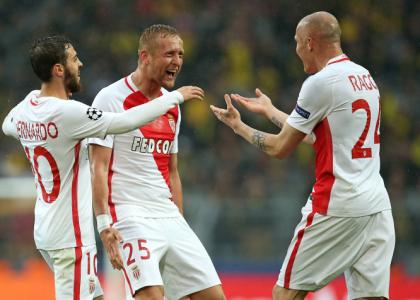 La Juve fa due passi verso Cardiff, Higuain stende il Monaco