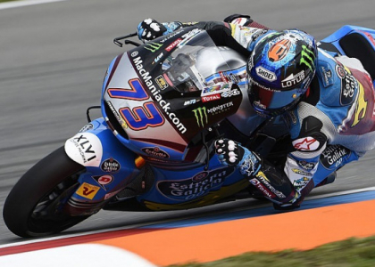 Moto: Spagna, A.Marquez vince in moto 2
