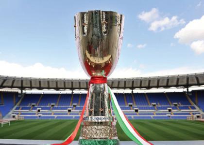 Supercoppa Italiana, Juventus-Lazio il 13 agosto all'Olimpico