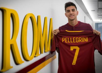 Roma, Pellegrini si presenta con un gol: