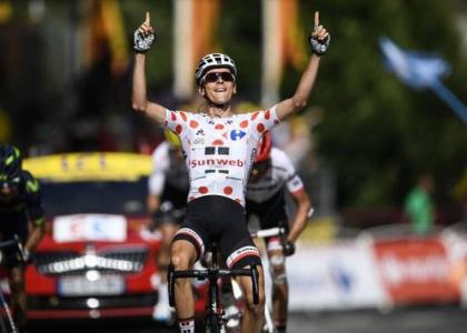 Tour de France, tappa a Barguil, Aru conserva la maglia gialla