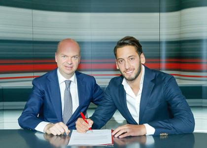 Conti al Milan: all'Atalanta 24 milioni di euro più Pessina