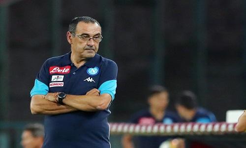 Conferenza stampa Napoli, Sarri: