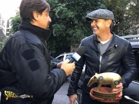 Striscia la notizia, Tapiro d'Oro a Sinisa Mihajlovic per l'esonero dal Torino
