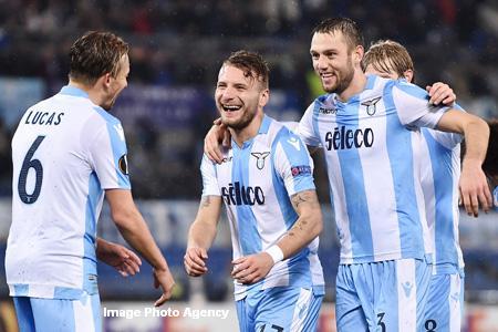 Europa League, turnover moderato per la Lazio in vista di Cagliari
