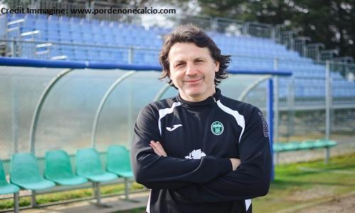 Pordenone, esonerato il tecnico Leonardo Colucci: in panchina arriva Rossitto