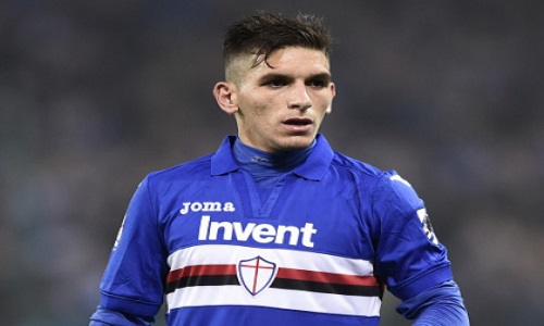 Sampdoria Torreira avvisa la Juve