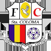 Logo FC Santa Coloma