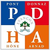 Logo Pontdonnaz Honearnad