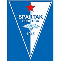 Logo Spartak Subotica