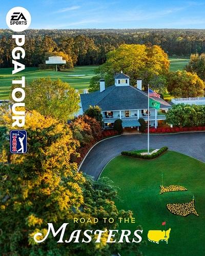 EA partner di Augusta National Golf Club per includere The Masters in PGA Tour