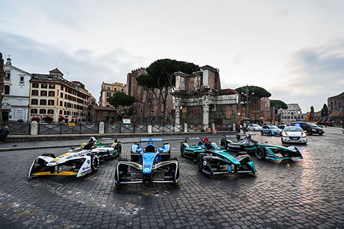 Dove guardare la Formula E in tv?
