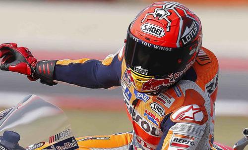 MotoGP, Marquez vince anche in Australia: Rossi 8°