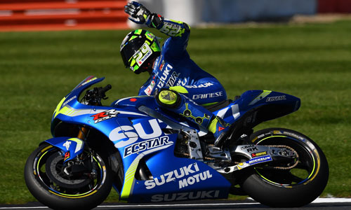 MotoGP, sorpresa Iannone nelle prove libere. Dovizioso precede Marquez