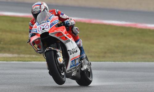 MotoGP, San Marino: Dovi, l'eleganza della guida