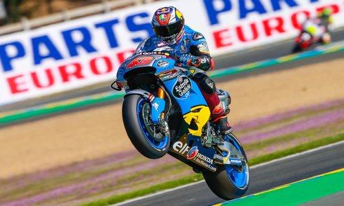 Moto2, l'italiano Morbidelli campione a Sepang