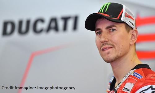 MotoGP, Aragona, qualifiche: doppietta Ducati, pole per Lorenzo. Disastro Rossi