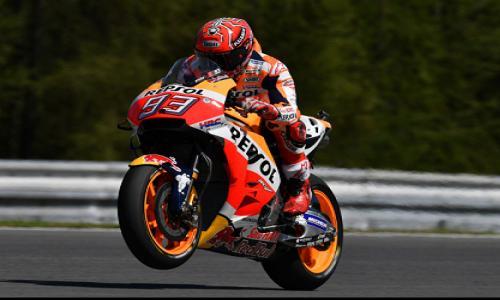 MOTO GP, Australia: Marquez primo. Valentino a podio, è secondo