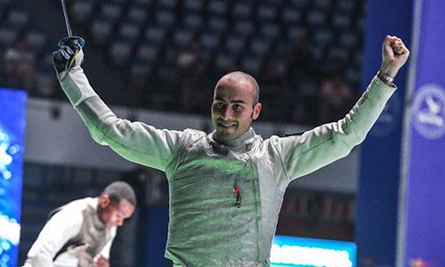 Mondiali scherma, oro Foconi nel fioretto maschile