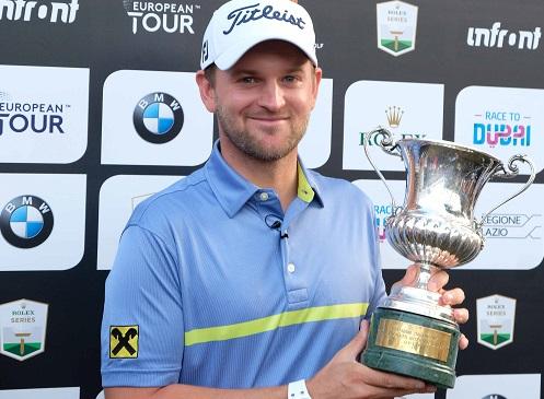 Golf, il 76° Open d'Italia a Bernd Wiesberger: bene Laporta e Pavan
