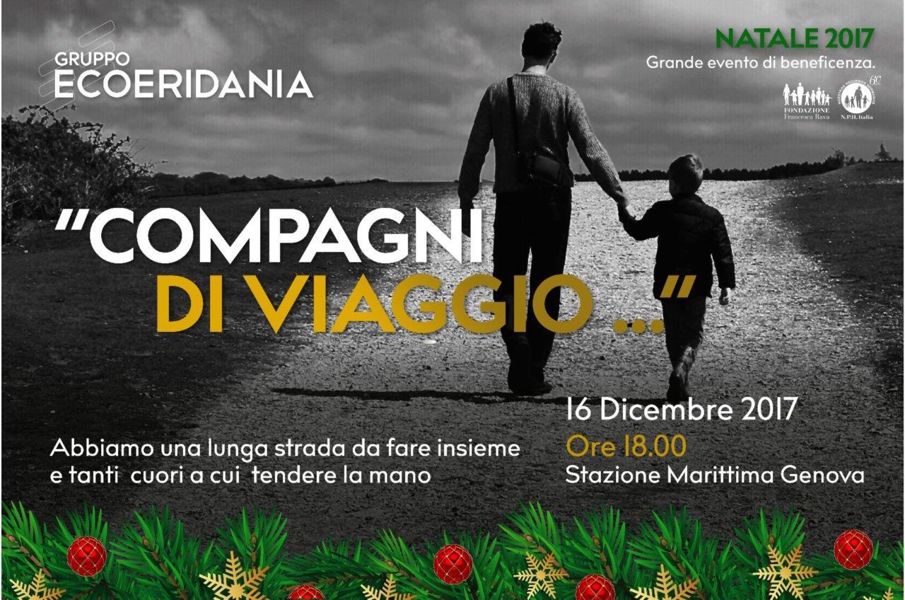 A Genova la grande serata di beneficenza con Vittorio Podestà, Canino e Gnocchi