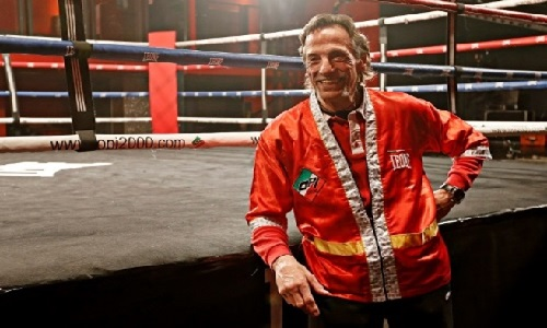 Maurizio Zennoni, un maestro di boxe e di vita, che ha lottato fino all'ultimo contro il destino