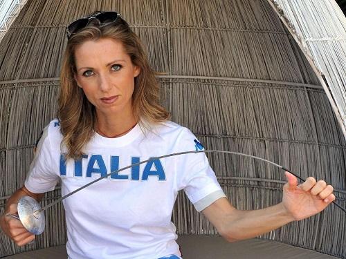 Valentina Vezzali nuovo sottosegretario allo Sport