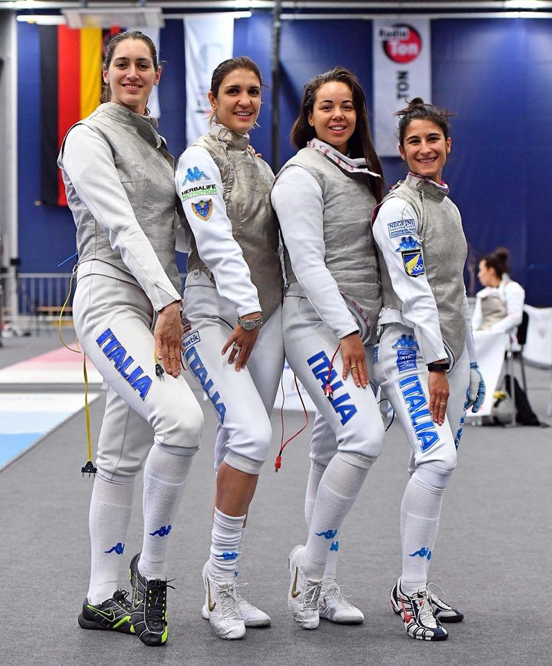 Fioretto Femminile, Tauber: Italia terza, vince la Russia