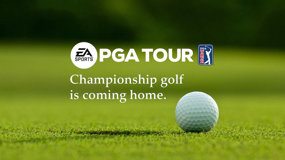 Electronic Arts annuncia EA SPORTS PGA TOUR