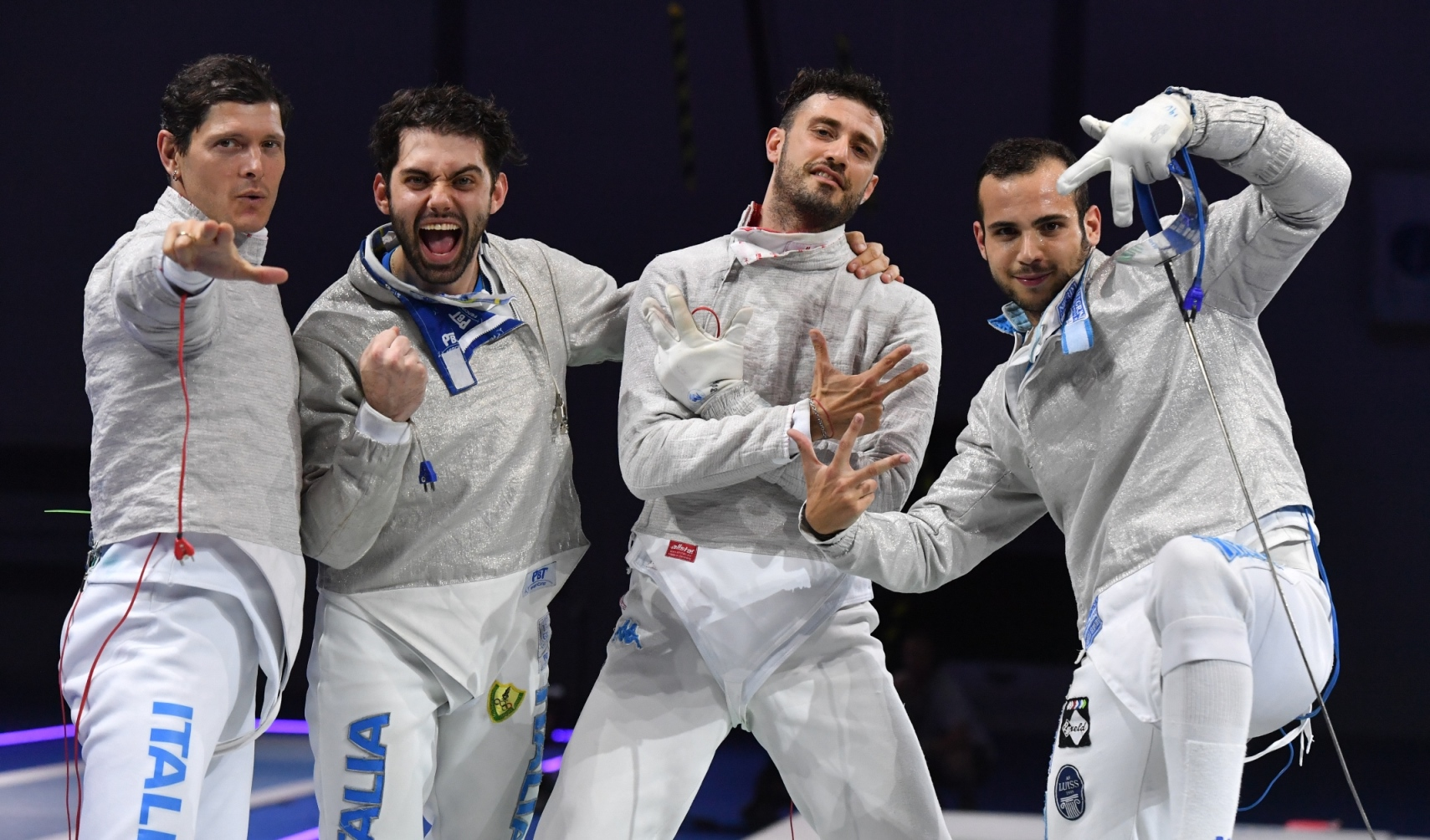 Scherma, Europei Dusseldorf 2019: l'Italia chiude con dieci medaglie