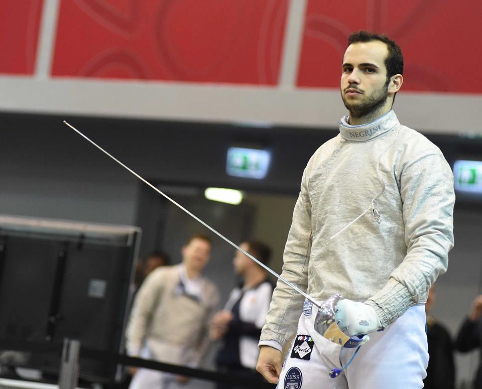 Scherma, Mondiali 2019 Budapest: bronzo per Luca Curatoli